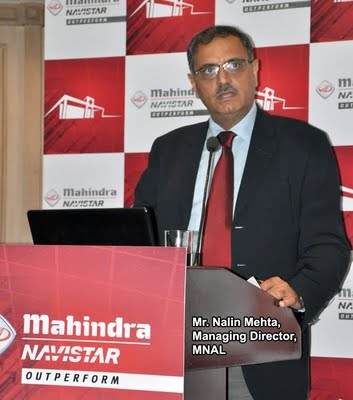 Mahindra Navistar Sets Fresh Standards In Trucking Industry