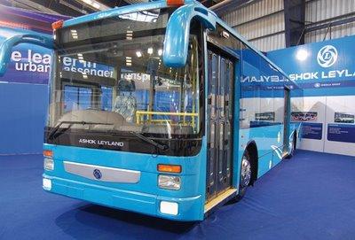 Ashok Leyland to build low-floor buses at Alwar plant
