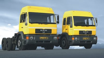 Man is back in full force to launch buses by year end for Commercial motor used trucks