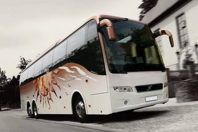 Volvo Launches India S First Multi Axle Bus