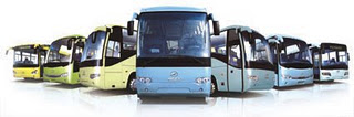 Busworld Asia 2008: Showcases China's technological might in bus manufacturing