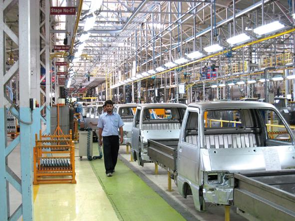 Piaggio Vehicles Baramati