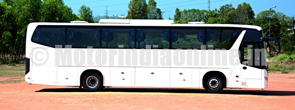 Scania sets sights high on Indian bus market with new inter