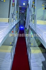ACGL's first sleeper coach launched