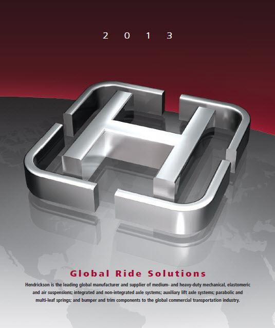 Hendrickson Global Ride Image