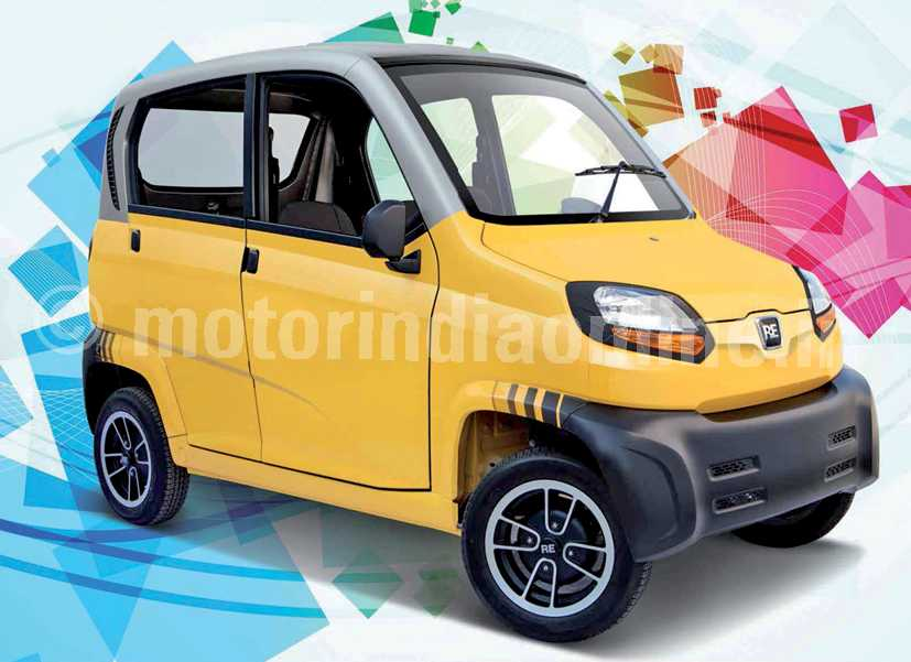 Bajaj Re 3 Wheeler Now Available