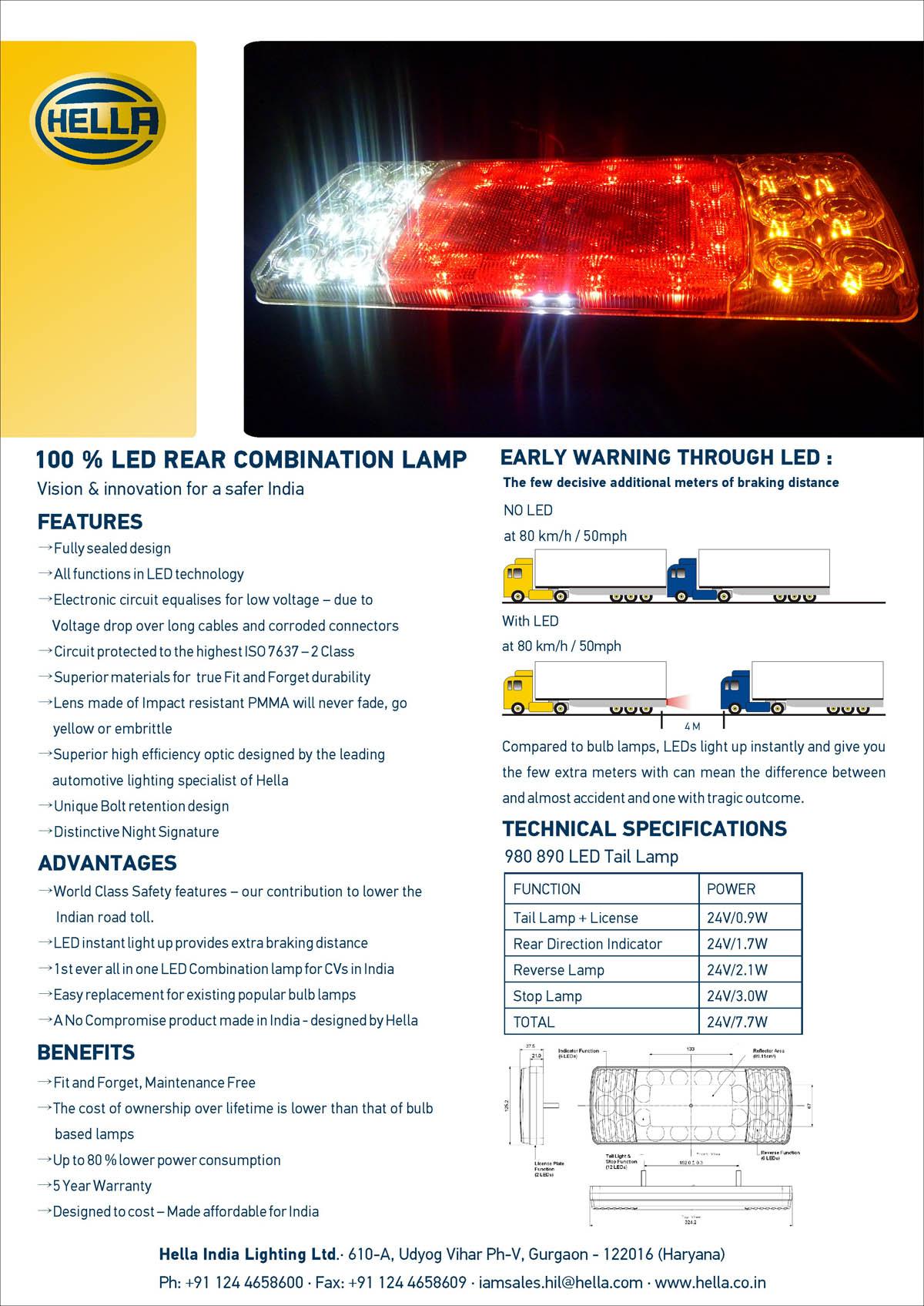 LED Flyer