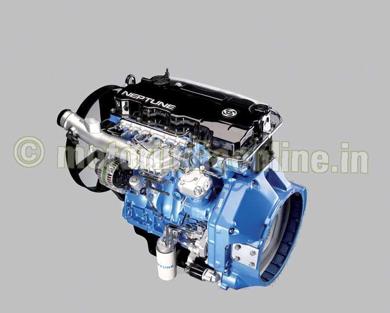 Ashok Leyland enters new era of technology with NEPTUNE engine