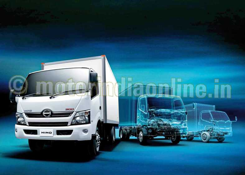 Hino Motors Hits Record High In Sales Across Segments