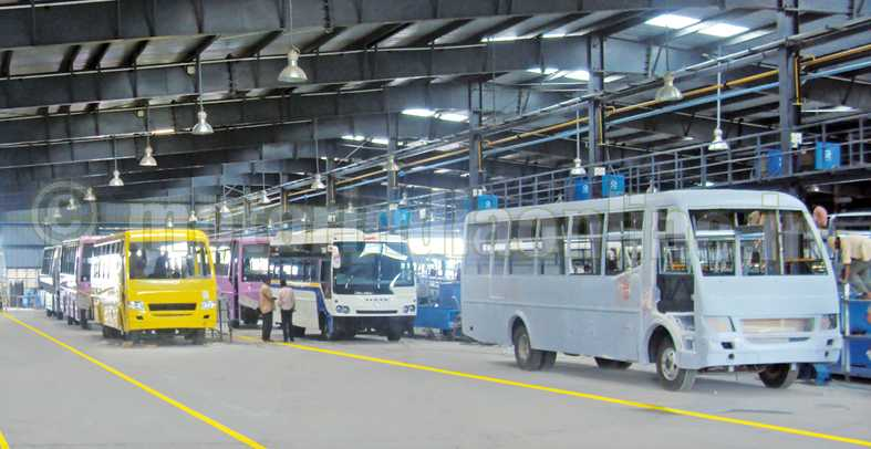 Indian Bus Industry Fully Equipped To Meet Global Standards Motorindia