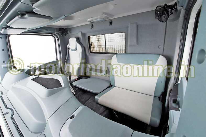 ashok leyland unveils captain truck series