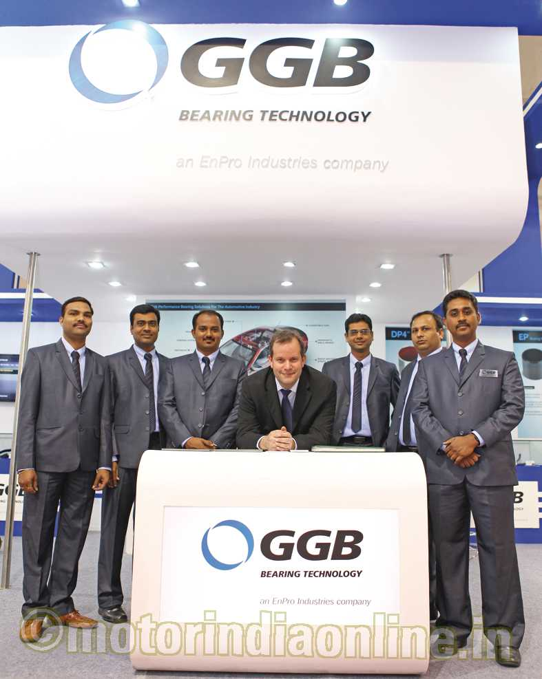 Ggb Bearings Highly Optimistic About Indian Market Prospects Motorindia