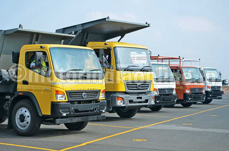 Daimler India Commercial Vehicles gain market share