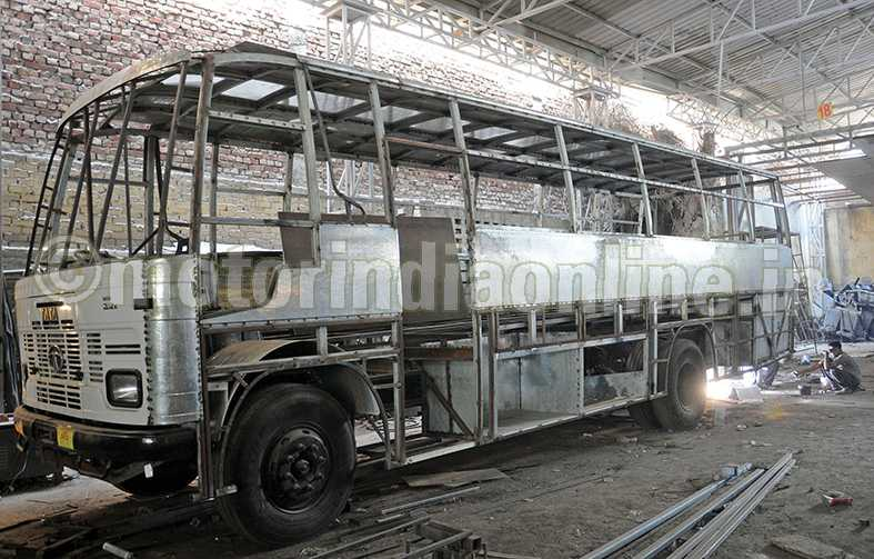 Bus Body Building Cost In Karur