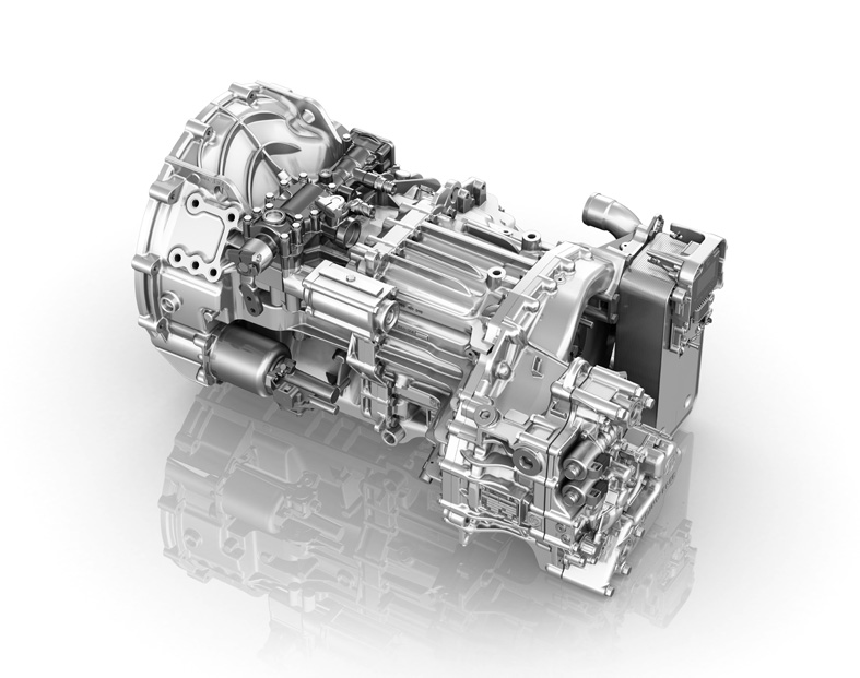 Always in the Right Gear: ZF Bus Transmissions – from Manual