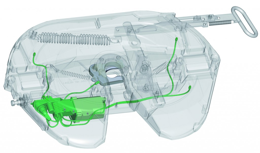 JOST Group presents numerous innovations at the IAA 2014