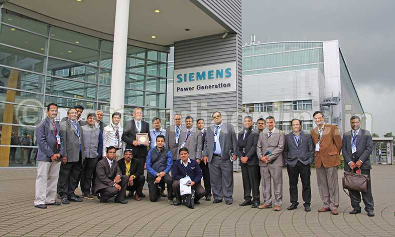 German companies' cutting-edge technology thrills CII's 20-member team