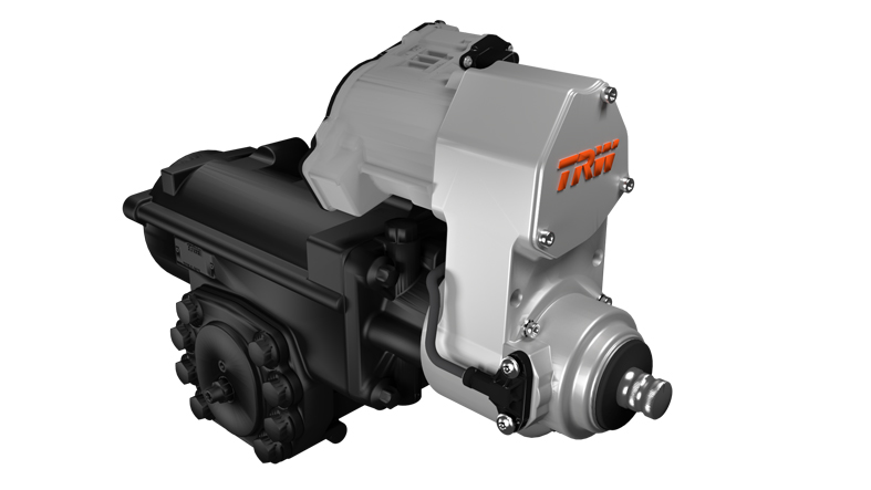 Trw highlights commercial steering innovations at iaa for Trw ross hydraulic motor