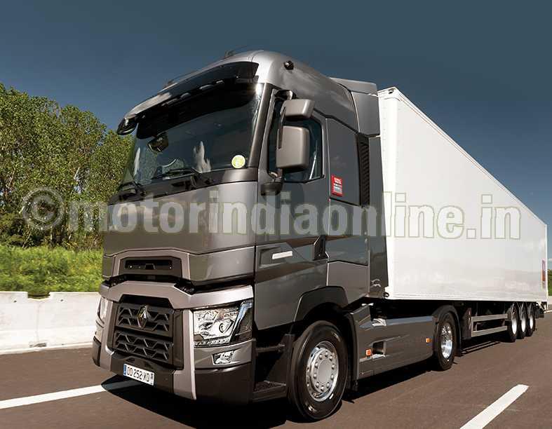 renault euro 6 t chosen international truck of the year. Black Bedroom Furniture Sets. Home Design Ideas