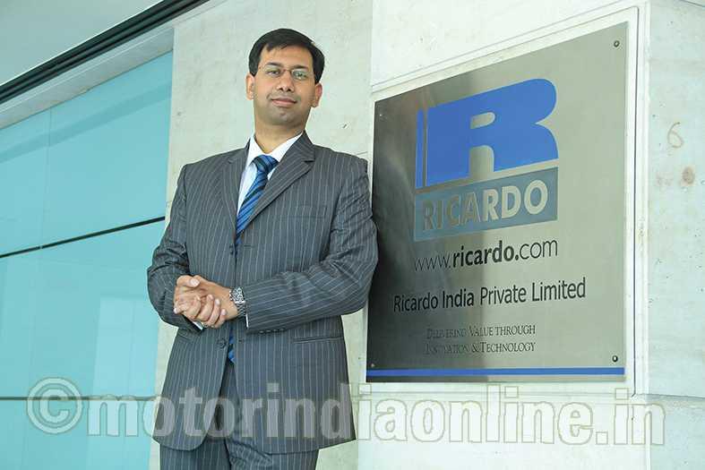 ricardo eyes  bigger slice  indian cv industry pie
