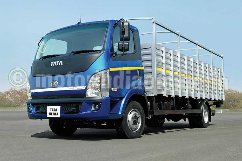 Tata Ultra Range Of Trucks Launched In Sri Lanka