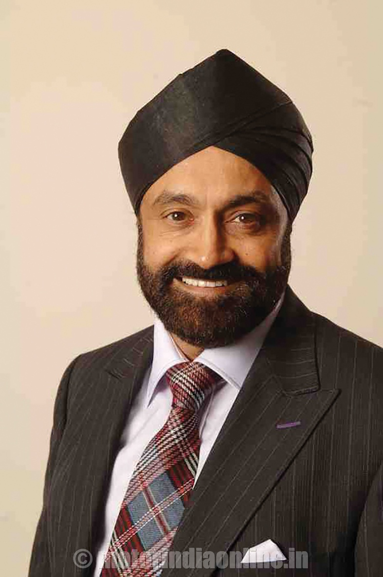 Sukhpal Singh Ahluwalia Joins Continental Engines Board