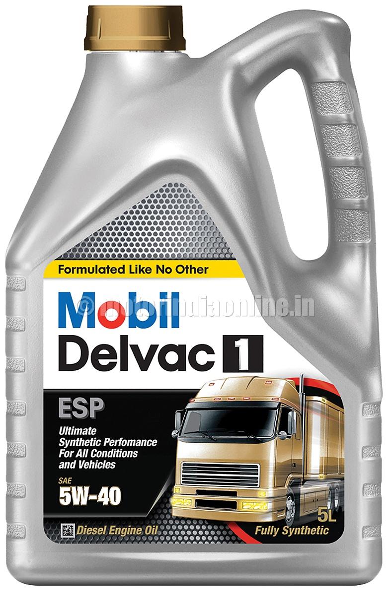 Delvac 5W40