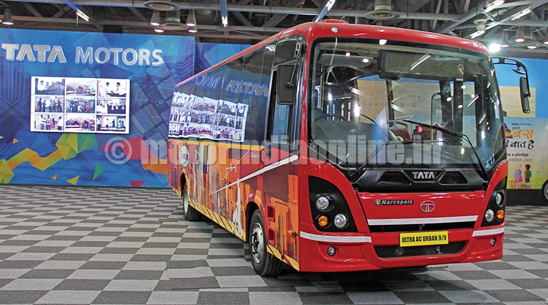 Siam Bus Special Vehicle Show Attracts All Major Players
