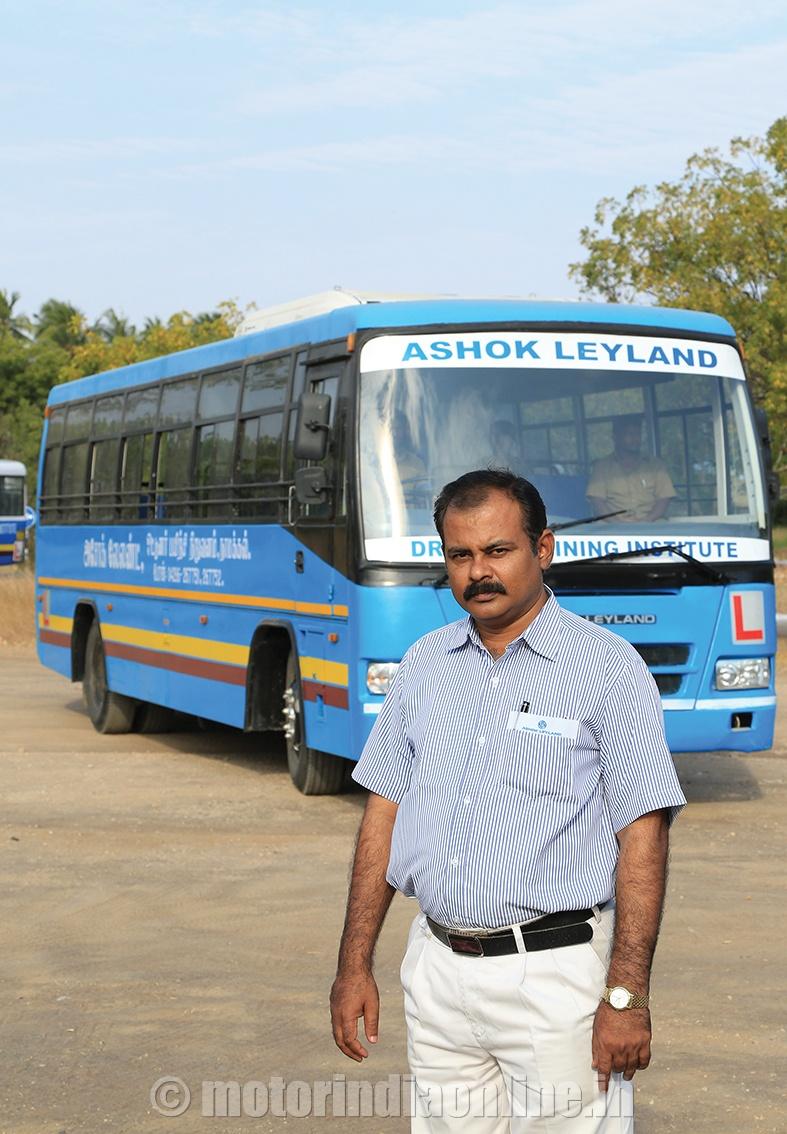 ashok leyland training