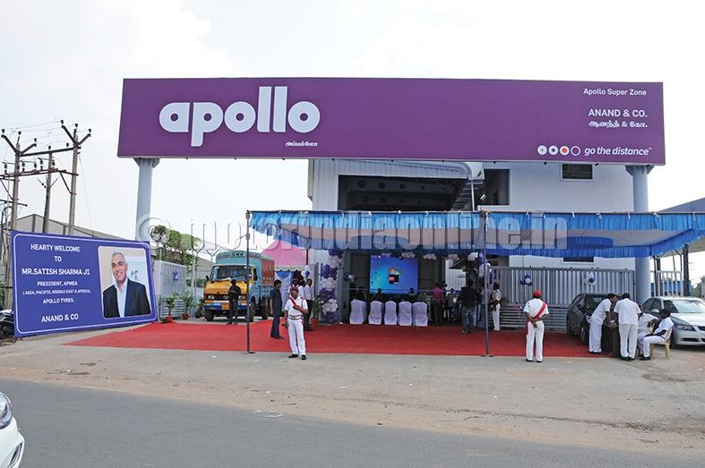 Apollo Tyres India Ltd.'s Growth Strategy: Treading Global Markets