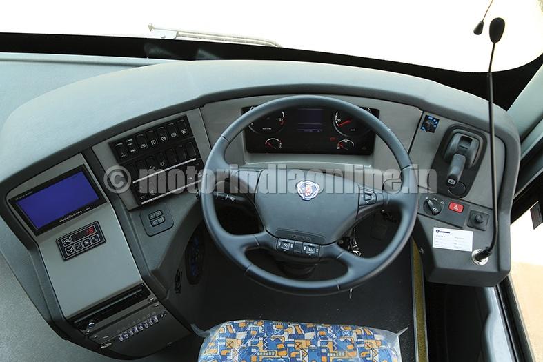 Scania Metrolink – New entrant in premium inter-city coach segment