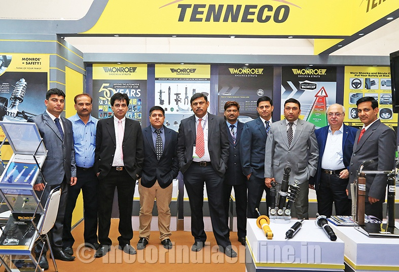 Tenneco India Focus On Oe Aftermarket Well Rewarded
