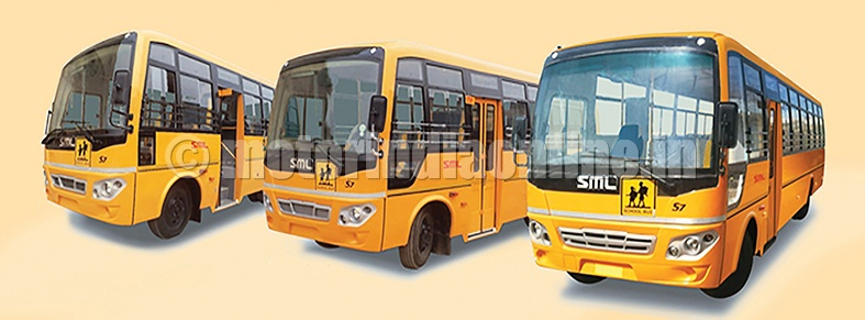 Sml Isuzu School Buses