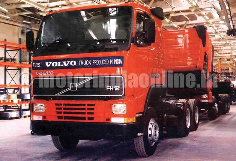 volvo trucks india success story continues. Black Bedroom Furniture Sets. Home Design Ideas
