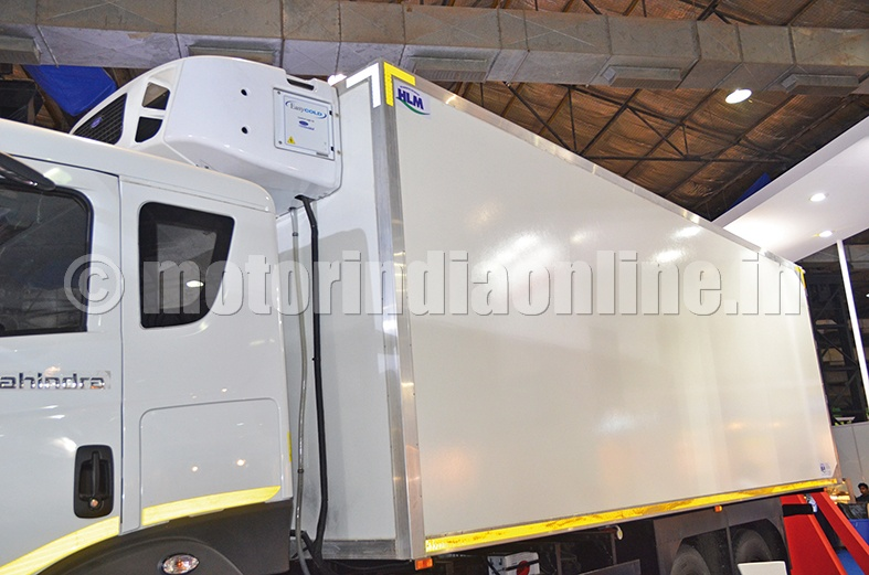 Reefer vehicles and cold chain transport