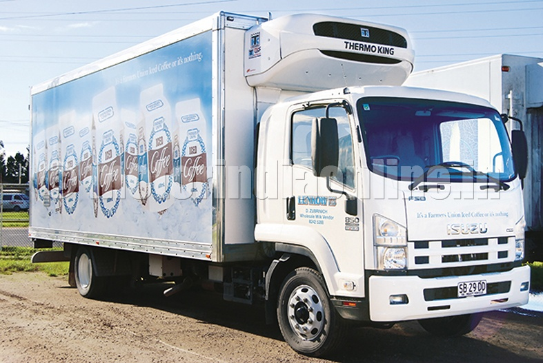 Reefer vehicles and cold chain transport for Value car motor city