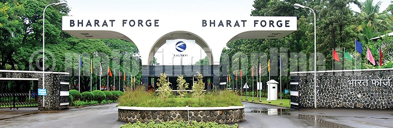 bharat forge company background essay