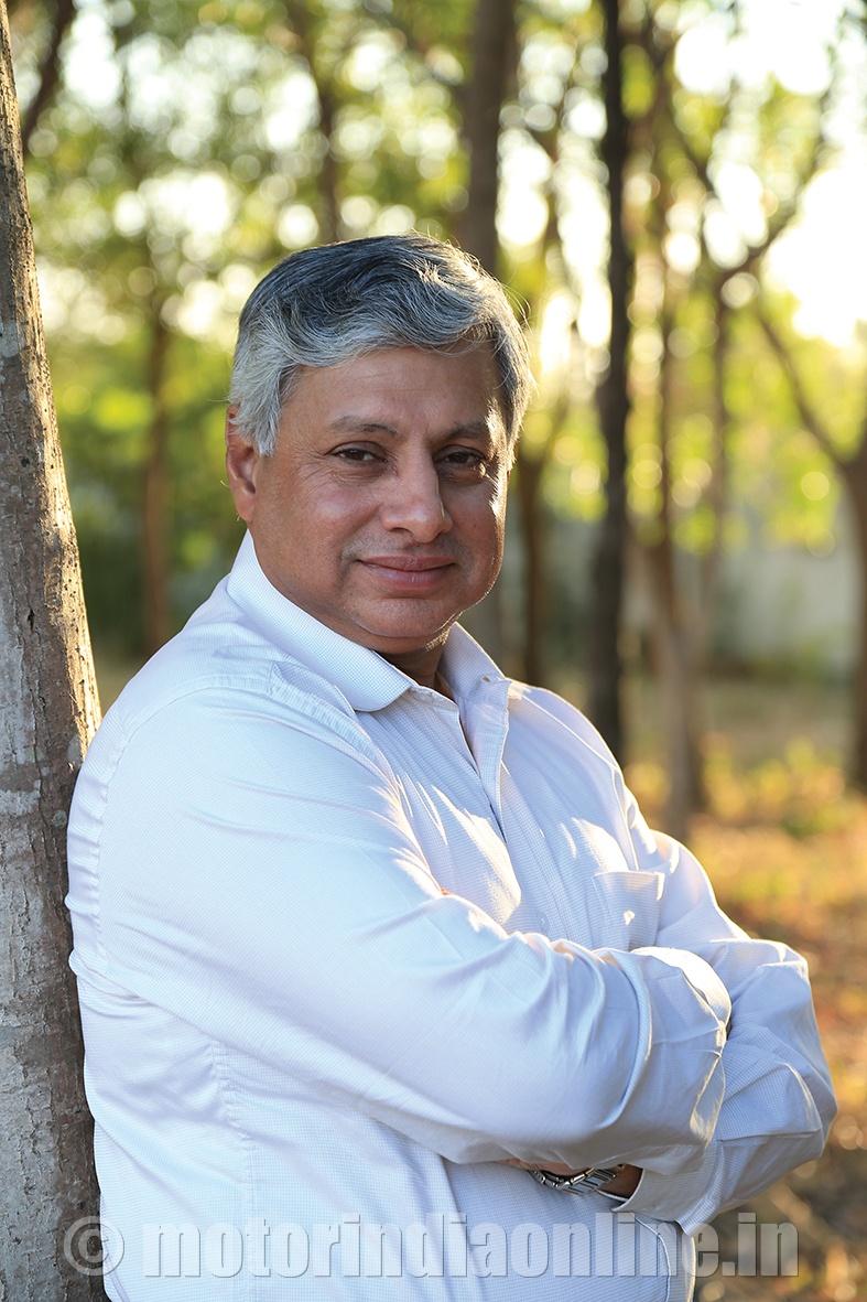 Mr. Ravindra Pisharody elected Vice-President of SIAM
