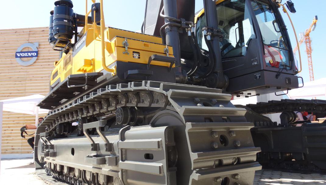 Volvo S Ec750d Excavator To Set New Standards In Indian Mining Industry Motorindia
