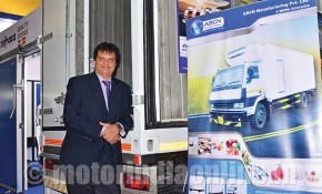 India Cold Chain Show 2015: Refrigerated transport needs fully met