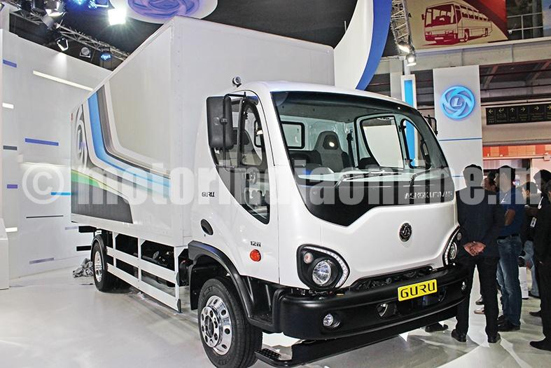 Ashok Leyland demonstrates future-readiness
