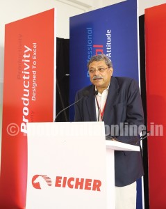 Eicher Motors' company-operated dealership opened in Chennai