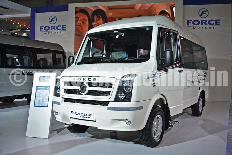 Force Motors Adds New Variants To Traveller Platform