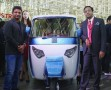 Lohia Auto's path breaking range of electric vehicles at Auto Expo