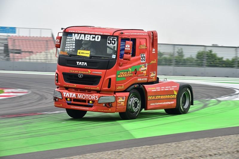 Tata Motors Kicks Off India S First Truck Driver Race Training Selection Program