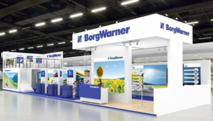 BorgWarner presents wide range of technologies at the Components Show