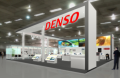 DENSO displays advanced safety products and technologies