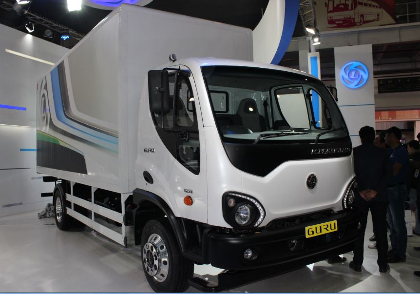 Ashok Leyland unleashes four new next-gen products