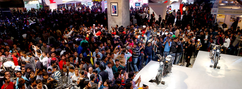 The Auto Expo Motor Show 2016 closes on a successful note registering over 6,00,000 footfalls