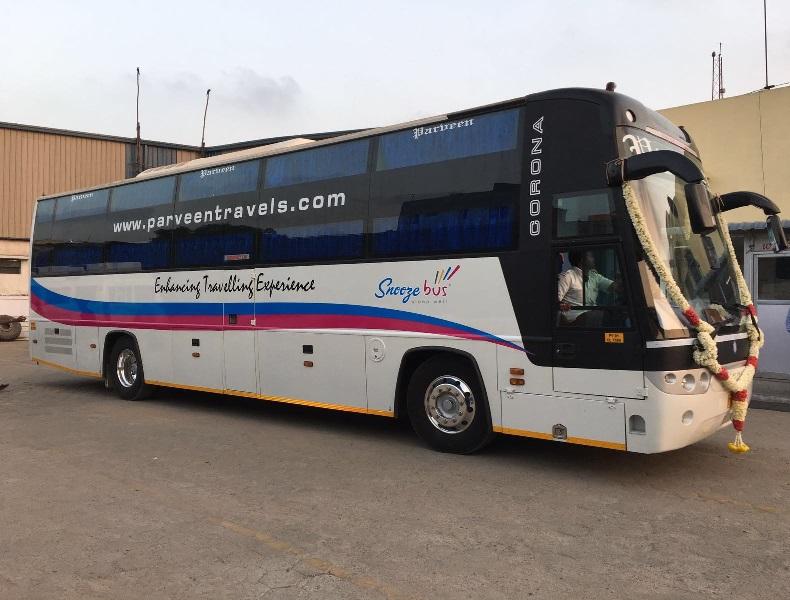 фото автобусы для путешествий